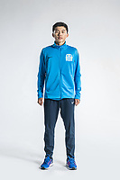 **EXCLUSIVE**Portrait of Chinese soccer player Li Yuyang of Guangzhou R&F F.C. for the 2018 Chinese Football Association Super League, in Guangzhou city, south China's Guangdong province, 23 February 2018.