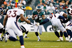 Philadelphia Eagles running back LeSean McCoy #29 carries the ball during the NFL game between the Denver Broncos and the Philadelphia Eagles on December 27th 2009. The Eagles won 30-27 at Lincoln Financial Field in Philadelphia, Pennsylvania. (Photo By Brian Garfinkel)