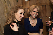 CANDIDA CREWE; JANE THYNNE, Launch of The Happy Kitchen: Good Mood Food, by Rachel Kelly and Alice Mackintosh. Squirrel, South Kensington. London. 31 January 2017