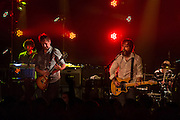 Minus the Bear performing at Lincoln Theatre, Raleigh, NC on March 23, 2013