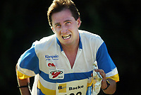 Orientering, 21. juni 2002. NM sprint. Jørn Sundby, Bækkelaget.