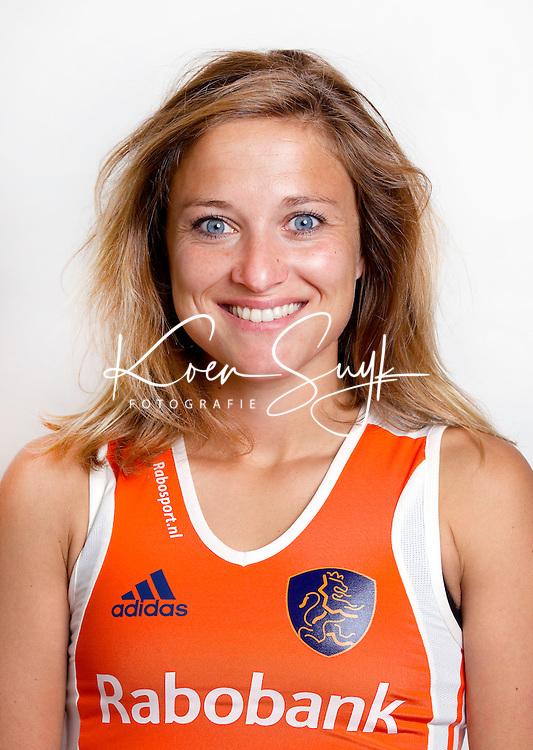 DEN HAAG - Wieke Dijkstra. Nederlands Team hockey dames.