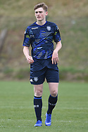 Leeds United defender Jamie Thornton during the U18 Professional Development League match between Coventry City and Leeds United at Alan Higgins Centre, Coventry, United Kingdom on 13 April 2019.