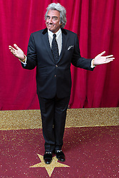 © Licensed to London News Pictures . 16/05/2015 .  The Palace Hotel , Manchester , UK . DAVID DICKINSON . The red carpet at the 2015 British Soap Awards , The Palace Hotel , Oxford Road , Manchester . Photo credit : Joel Goodman/LNP