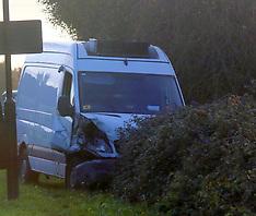 Fairlee  Road Three Car Collision