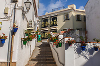 Spain, Estepona, Malaga Province, Spain, old town, 201810085217<br />