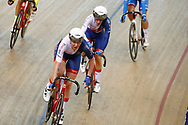 Women Madison, Katie Archibald (Great Britain) - Laura Kenny (Great Britain)during the Track Cycling European Championships Glasgow 2018, at Sir Chris Hoy Velodrome, in Glasgow, Great Britain, Day 6, on August 7, 2018 - Photo luca Bettini / BettiniPhoto / ProSportsImages / DPPI<br /> - Restriction / Netherlands out, Belgium out, Spain out, Italy out -