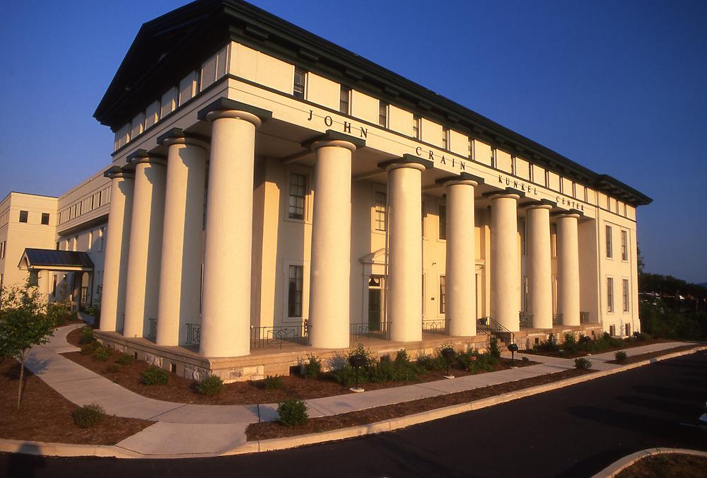 John Crain Kunkel Center,YMCA of Greater  Harrisburg, Pennsylvania