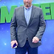 Richard Webber attend the Shaun the Sheep Movie: Farmageddon, at ODEON LUXE on 22 September 2019,  London, UK.