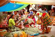 MEXICO, MARKETS, OAXACA Tlacolula, Zapotec market