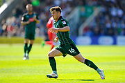 Matthew Kennedy (16) of Plymouth Argyle during the EFL Sky Bet League 2 match between Plymouth Argyle and Crewe Alexandra at Home Park, Plymouth, England on 29 April 2017. Photo by Graham Hunt.
