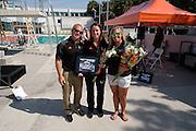 2017 Miami Hurricanes Swimming Senior Day