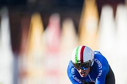 September 20, 2017 - Bergen, NORWAY - 170920 Gianni Moscon of Italy competes during the Men Elite Individual Time Trial on September 20, 2017 in Bergen..Photo: Jon Olav Nesvold / BILDBYRN / kod JE / 160023 (Credit Image: © Jon Olav Nesvold/Bildbyran via ZUMA Wire)