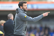 Rochdale Caretaker Manager Brian Barry-Murphy during the EFL Sky Bet League 1 match between Rochdale and Scunthorpe United at Spotland, Rochdale, England on 23 March 2019.