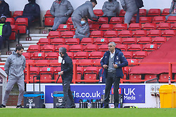 Nottingham Forest manager Chris Hughton  - Mandatory by-line: Nick Browning/JMP - 29/11/2020 - FOOTBALL - The City Ground - Nottingham, England - Nottingham Forest v Swansea City - Sky Bet Championship
