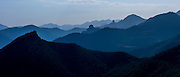 Picos de Europa, Peaks of Europe, mountain range near Potes, Asturias, Northern Spain