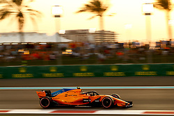 November 24, 2018 - Abu Dhabi, United Arab Emirates - Motorsports: FIA Formula One World Championship 2018, Grand Prix of Abu Dhabi, World Championship;2018;Grand Prix;Abu Dhabi, #2 Stoffel Vandoorne (BEL, McLaren Honda) (Credit Image: © Hoch Zwei via ZUMA Wire)
