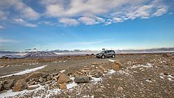 THEMENBILD, Land Rover Dicovery Sport, aufgenommen am 22. Oktober 2019 in Island Kjalvegur F35 // Land Rover Dicovery Sport, pictured in Island Kjalvegur F35 on 2019/10/22. EXPA Pictures © 2019, PhotoCredit: EXPA/ Peter Rinderer