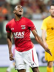 AZ Alkmaar v FC Kairat - 2 Aug 2018
