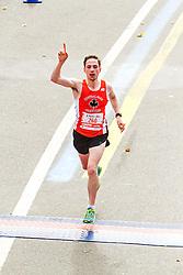 ING New York CIty Marathon: Phillip Falk