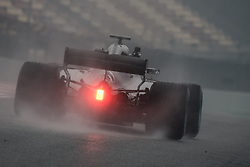 March 1, 2018 - Barcelona, Catalonia, Spain - VALTTERI BOTTAS (FIN) takes to the track in his Mercedes W09 EQ Power + during day four of Formula One testing at Circuit de Catalunya (Credit Image: © Matthias Oesterle via ZUMA Wire)