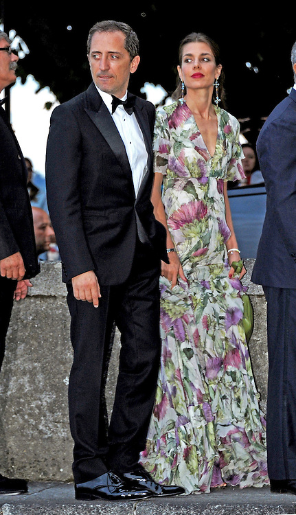 Pierre Casiraghi Beatrice Borromeo Wedding Newspix International