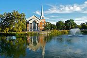 Elizabethtown College Campus, E-town, Lancaster Co., PA