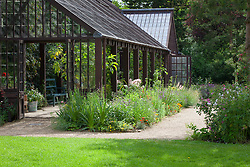 The Plant House at Hidcote Manor Garden