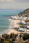Beach at Carthage, Tunisia