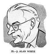 These Looks Speak Volumes 21. J Alan White