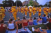 Annual July 4th parade, Ben Franklin Boulevard, Philadelphia, PA