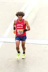 ING New York CIty Marathon:  Neel Tarneja, MA, 35th