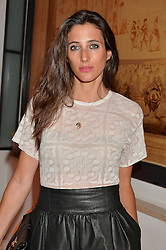 CHLOE MACINTOSH co-founder of Made.com at the Veuve Clicquot Business Woman Awards held at Claridge's, Brook Street, London on 11th May 2015.