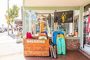 Shops on Coast Highway Downtown Laguna Beach