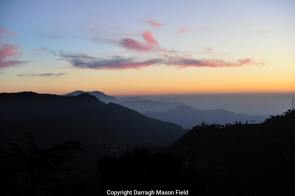 A gallery of images from the Indian province of Himachal Pradesh, including Shimla, Manali
