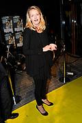 Mabel bij A MATTER OF ACT NIGHT.<br /> <br /> Op zaterdagavond 27 was in Theater aan het Spui een bijzondere avond plaats; de eerste A Matter of ACT Night.<br /> <br /> Op de foto:  Prinses Mabel van Oranje