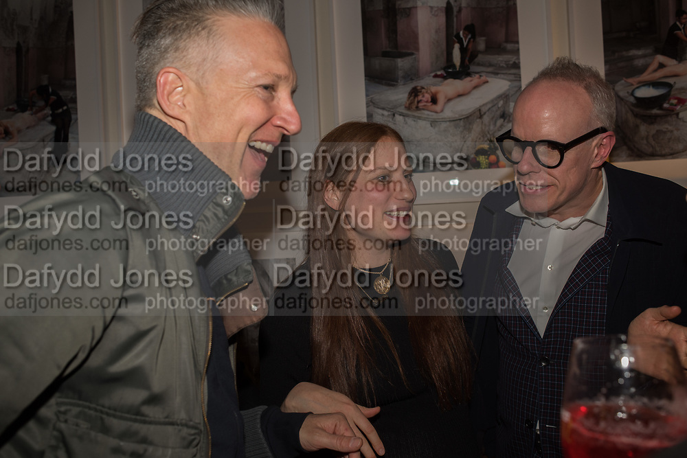 JEFFERSON HACK, HANS OBRIST-ULRICH, May You Party in Interesting Times, Ralph Rugoff hosts a party for the artists with the Store X , Vinyl Factory and Laylow, Palazzo Benzon, Venice. 7 May 2019