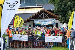 23.07.2016, Kals, AUT, Grossglockner Ultra Trail 2016, im Bild vor dem Start zum Glockner Trail in Kals // during the 2016 Grossglockner Ultra Trail. Kals, Austria on 2016/07/23. EXPA Pictures © 2015, PhotoCredit: EXPA/ Johann Groder