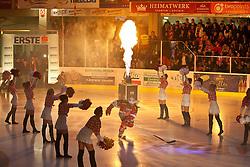 14.04.2011, Stadthalle, Klagenfurt, AUT, EBEL, EC KAC vs EC RED BULL SALZBURG, im Bild Mike Craig (Kac, #20), EXPA Pictures © 2011, PhotoCredit: EXPA/ G. Steinthaler