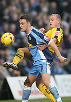 Photo: Marc Atkins.<br /> Wycombe Wanderers v Notts County. Coca Cola League 2. 10/02/2007.