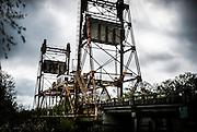Bridge over Bayou Teche, Breaux Bridge, Louisiana