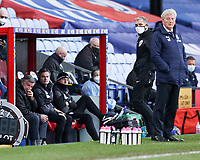 Football - 2020 /2021 Premier League - Crystal Palace vs West Bromwich Albion - Selhurst Park<br /> <br /> West Bromwich Albion Manager Sam Allardyce looks dejected during the game