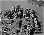 """ackroyd-P380-22 """"drydocks. February 9, 1968"""" (Swan Island)"""