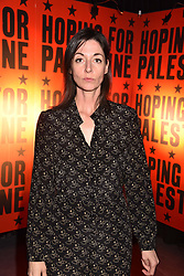 """Mary McCartney at """"Hoping For Palestine"""" Benefit Concert For Palestinian Refugee Children held at The Roundhouse, Chalk Farm Road, England. 04 June 2018."""