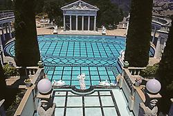 Outdoor Pool, Hearst Castle