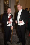 The Baron of Kirkbuddo; EDWARD GALGANO, The Royal Caledonian Ball 2016. Grosvenor House. Park Lane, London. 29 April 2016