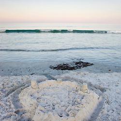 Hampton Beach in Hampton Beach, New Hampshire.