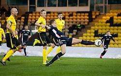 Falkirk's Peter Grant. <br /> Livingston 0 v 1 Falkirk, Scottish Championship played13/12/2014 at The Energy Assets Arena.