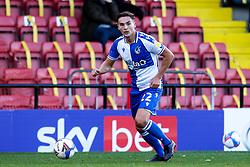 Josh Hare of Bristol Rovers - Mandatory by-line: Robbie Stephenson/JMP - 31/10/2020 - FOOTBALL - Crown Oil Arena - Rochdale, England - Rochdale v Bristol Rovers - Sky Bet League One