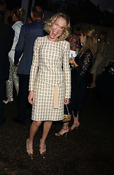EVA RAUSING at the annual Serpentine Gallery Summer Party co-hosted by Jimmy Choo shoes held at the Serpentine Gallery, Kensington Gardens, London on 30th June 2005.<br /><br />NON EXCLUSIVE - WORLD RIGHTS